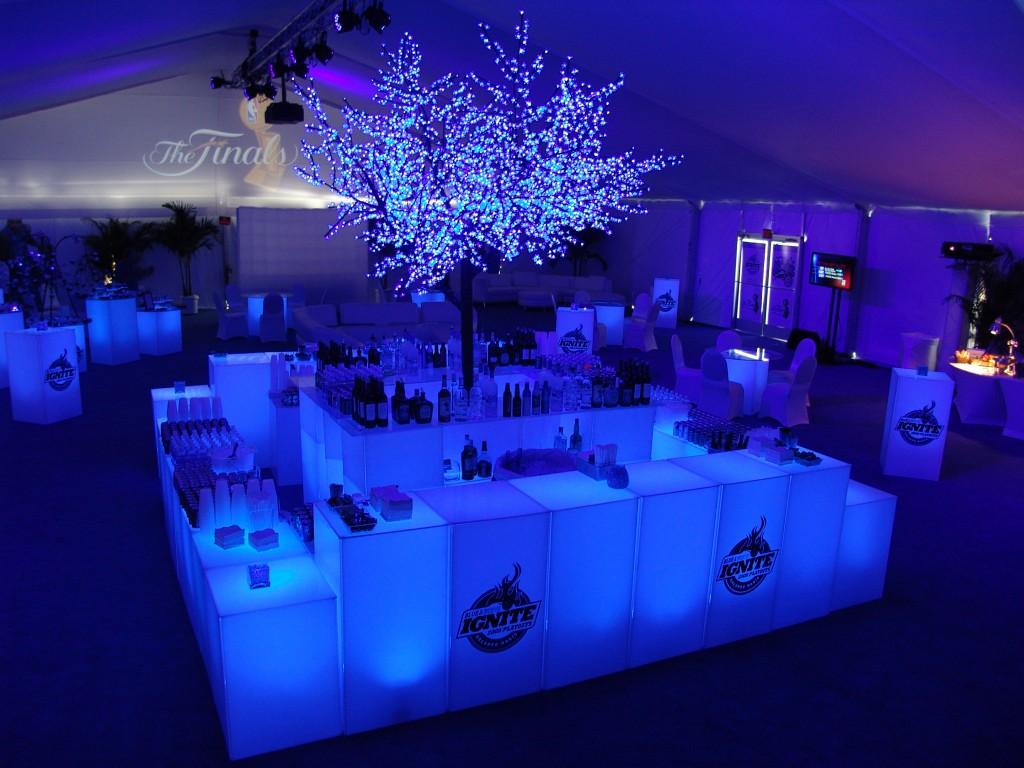 Branded Full Glow Bar